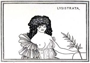 Aristophanes's play Lysistrata