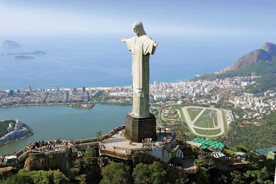 Christ the Redeemer Statue of Rio de Janeiro
