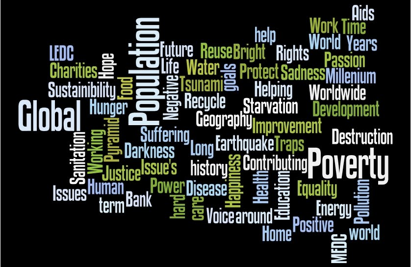 poverty global issue essay