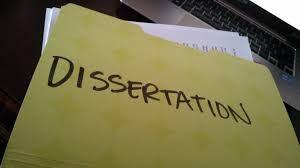 Dissertation Structure Assignment Help