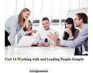 Understanding Specific Needs HSC Assignment
