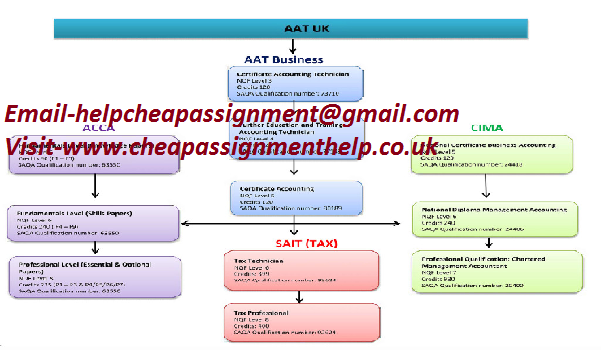 AAT Level 3 Diploma in Accounting Help