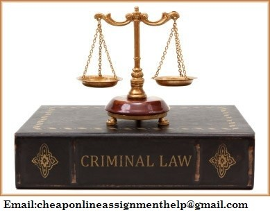 Criminal Law In UK For Children
