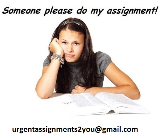 Who can help to do assignment