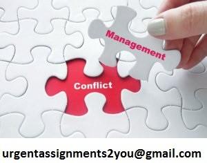 conflict management image