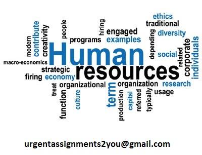 Human Resource Case Studies Help