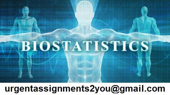 Biostatistics Assignment Help UK