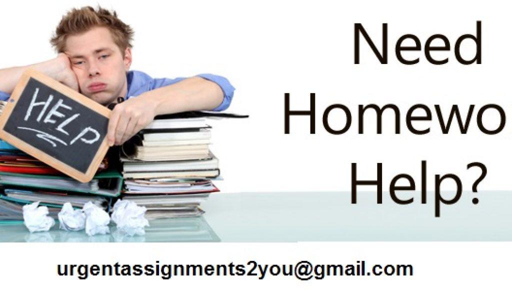College homework service