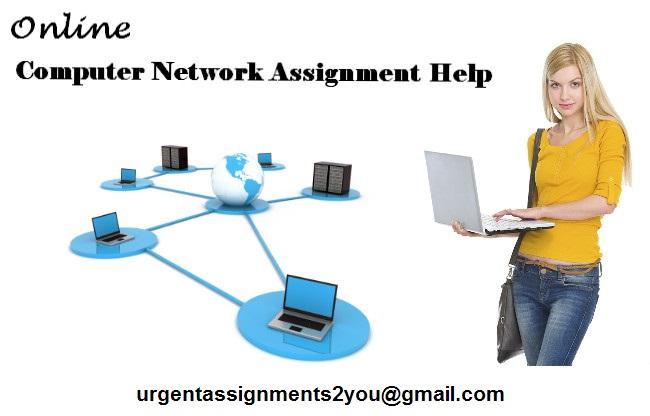 Computer Network Assignment Help UK
