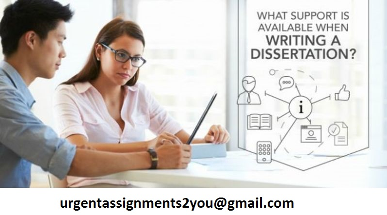 Dissertation Writing Assistance