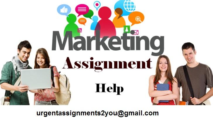 Marketing Assignment Help UK