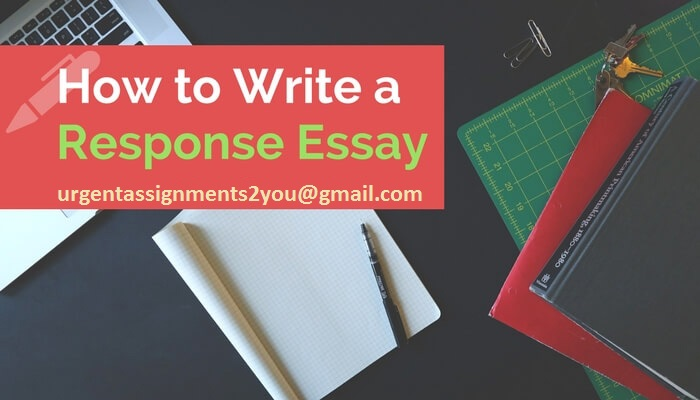 Response Essay Help UK