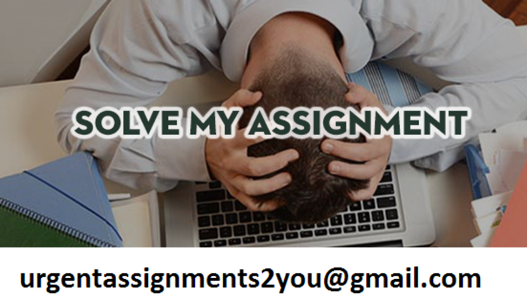 Solve-My-Assignment