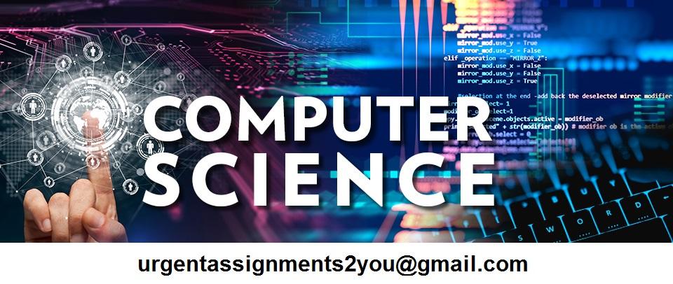 computer science assignment help UK