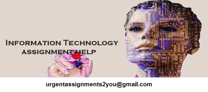 information technology assignment help UK