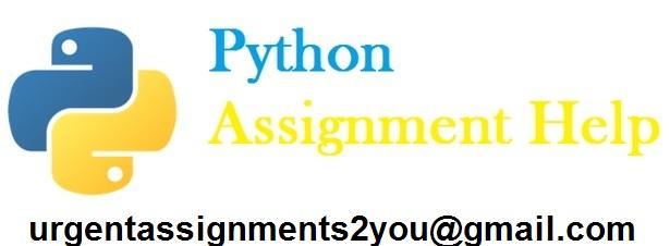 python assignment help UK