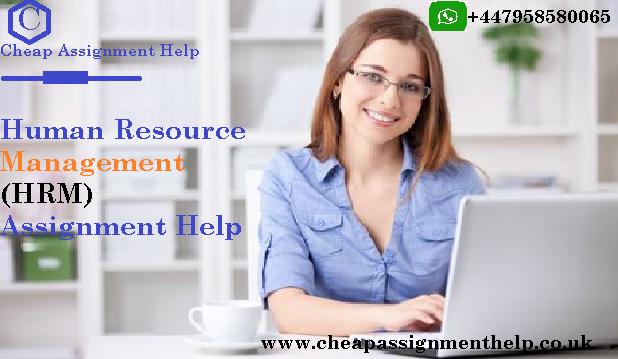Human Resource Management HRM Assignment Help