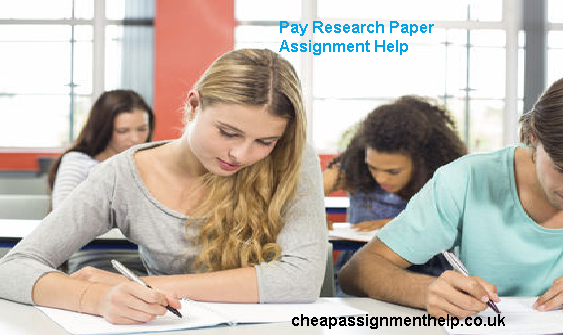 Pay Research Paper Assignment Help