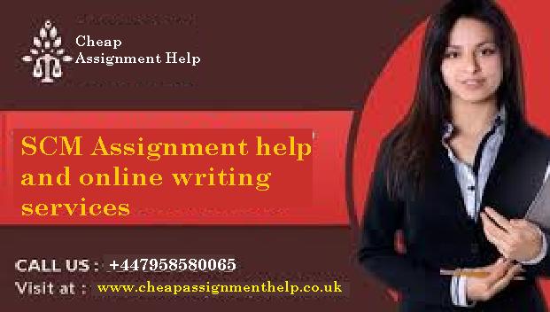 SCM Assignment Help