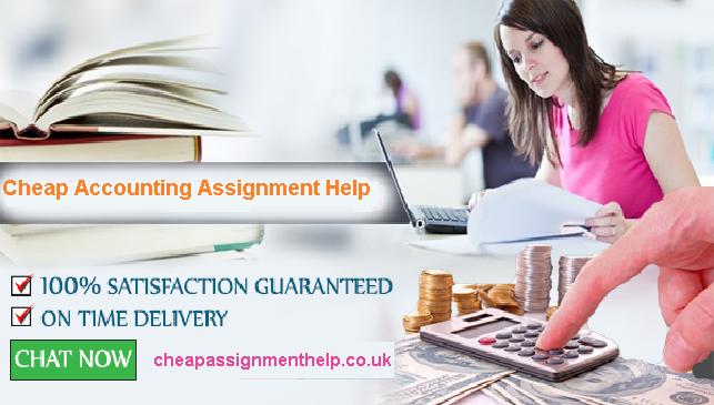 Cheap Accounting Assignment Help