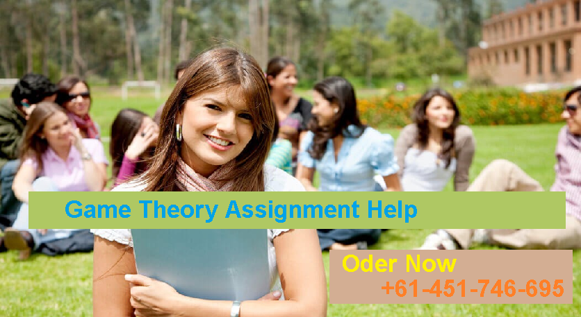 Game Theory Assignment Help