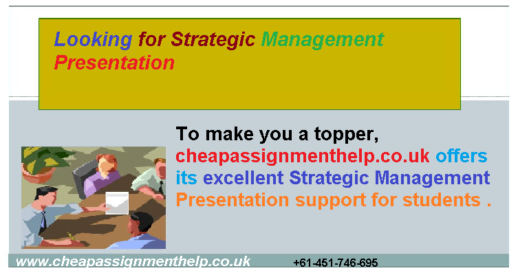 Strategic Management Presentation