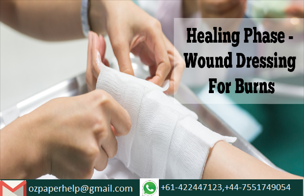Burns Wound Management