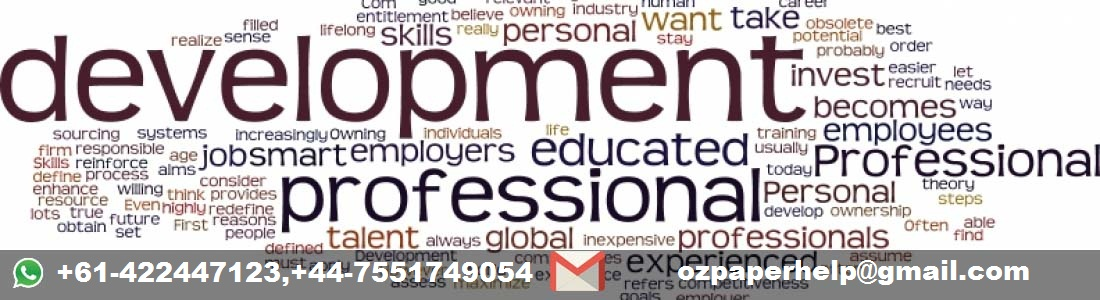 Unit 4 Personal and Professional Development
