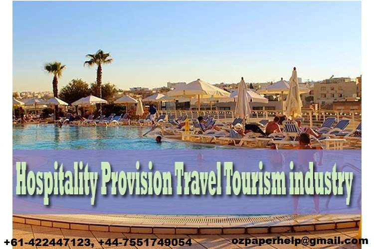 Unit 12 Hospitality Provision Travel Tourism Sector