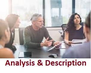 Analysis & Description