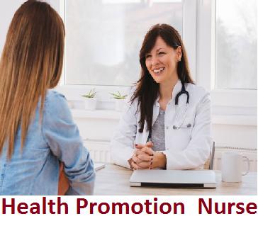 Health Promotion Nurse