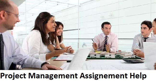 Project Management Assignement Help