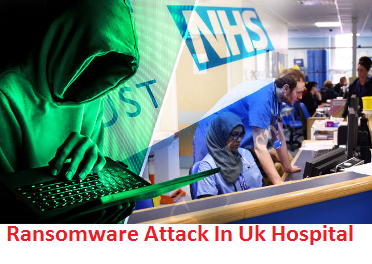 Ransomware Attack In Uk Hospital