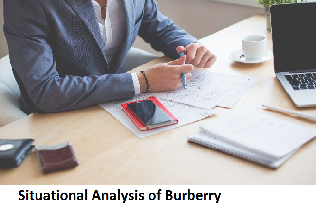 Situational Analysis Burberry Services