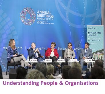 Understanding People & Organisations