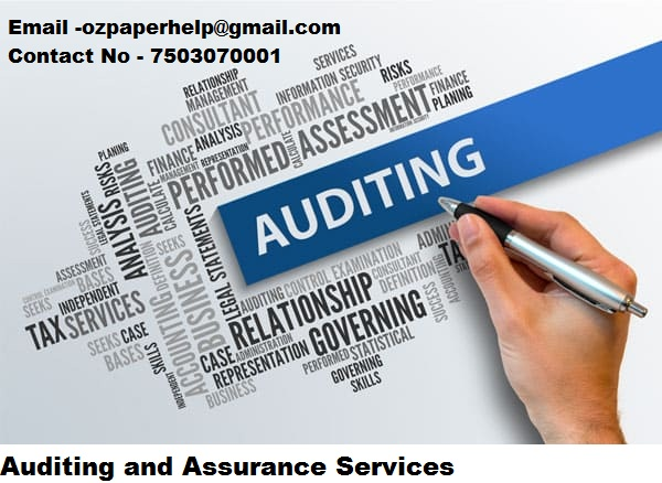 Audit And Accounting